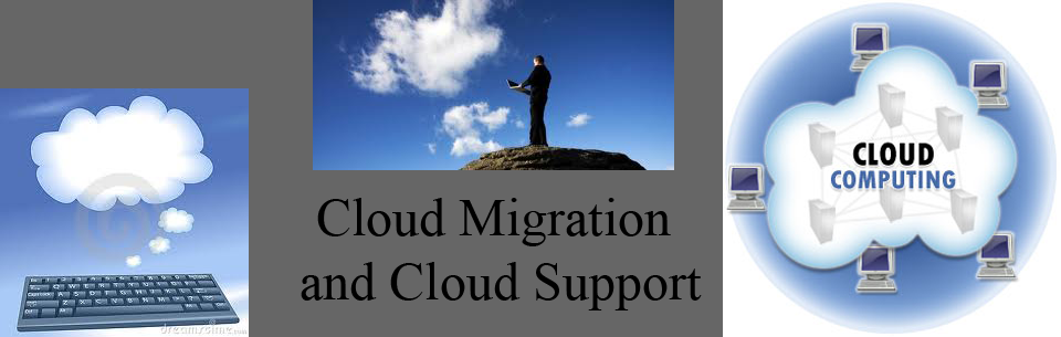 Cloud Migration and Cloud Management